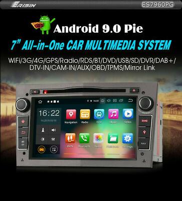 "Radio Dvd 7"" Exclusiva Opel Hd Android 6.0 Gps Wifi 3G Bluetooth Ipod"