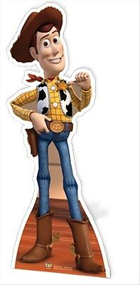 Woody from Disney's Toy Story Cardboard Fun Cutout 153cm Tall - At your party