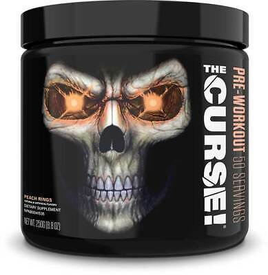 Cobra Labs The Curse - 50 Serves CHOICE OF FLAVOUR - PWO Pre-Workout