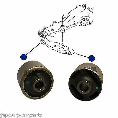 For Subaru Legacy & Outback 03  Arm Bushes For Rear Differential Diff Mounting