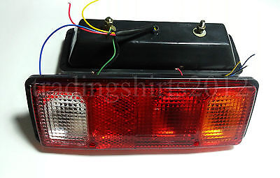 2x Rear Tail Lights Stop Lamps for Peugeot Partner Boxer Iveco Mercedes Sprinte