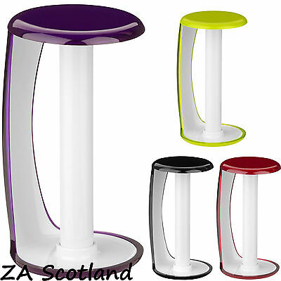 New Funky Retro Kitchen Roll Paper Towel Holder Stand Different Colours