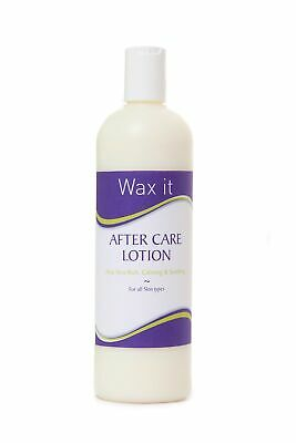 Wax It After Wax Care Lotion with Aloe Vera To Calm & Smooth Treated Areas 500ml