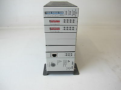 Adit 600 with 16 FXS Ports and Router card 5G 02-AA1-55000H-00 Tested