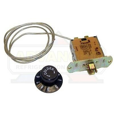 NEW 46-1329 Cooler Control w/ Dial Type 9531 Thermostat True GDM Hussman