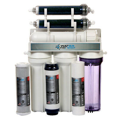 6 Stage Aquarium Reef Reverse Osmosis Water Filtration System (RO/DI)  | 150 GPD