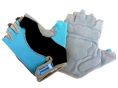 New Bicycle Summer Women's Half Finger Glove  Turquoise