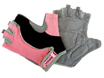 New Bicycle Summer Women's Half Finger Glove  Pink