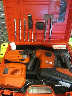 Hilti Te 30-A36 Atc - Avr Cordless Combihammer, Brand New,durable, Fast Shipping