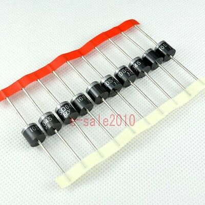 20pcs 10SQ045 Schottky 10AMP Bypass / Blocking Diode for Solar Cells Panel 102A