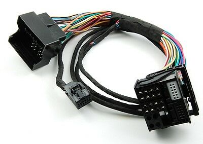 Kabelbaum Adapter Vw Media-In Mdi Rcd 310 510 Rns 510