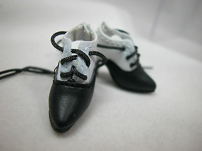 """Barbie Fashion Royalty Girl Acces.  Miniature Shoes Boots For 12"""" Dolls #JSS54"""
