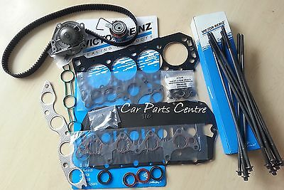 For Mgzt Mgzr Mgzs Mgf Mls Head Gasket Bolt Bolts Set Timing Belt Kit Water Pump