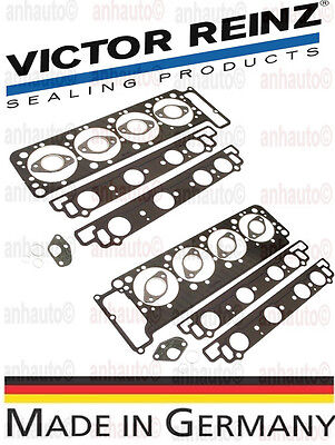 Mercedes Benz oem Head Gasket Set (Left&Right) 500SEC 500SEL 560SEC 560SEL 560SL