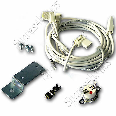 DV655 Cooker Oven Thermal Cut Out Switch /& Cable Beko DV555