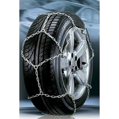 Iceblok Snow Chains Travel Road Car Fit  Tyre Tyres 195/70-13 - 205/40-17 & More