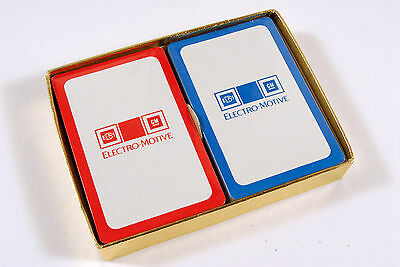 Emd Double Deck In Gift Box