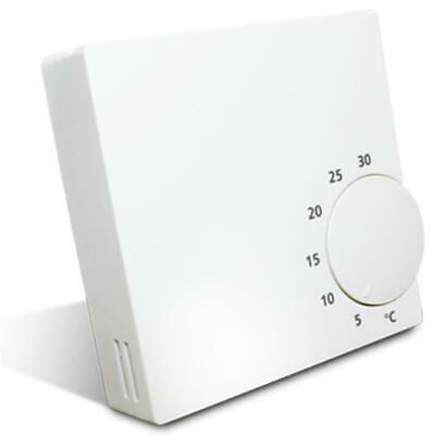 Salus RT10-24V Electric Dial Electronic Underfloor Heating Thermostat
