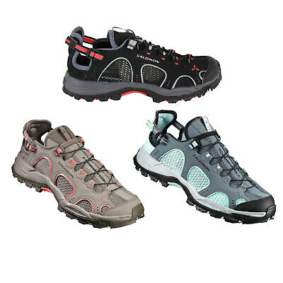 Salomon Techamphibian & Light Amphib Damen-Outdoorschuhe Wanderschuhe Sandalen