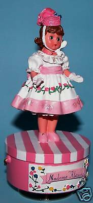 Madame Alexander, Wendy, music box, # 90370, ballet, dance, NIB