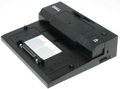 Dell PR03X PRO3X Dock For E Series M2400 E-Port No Ac Used