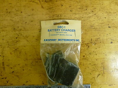A.W.SPERRY SBC-1 9V. DC BATTERY CHARGER
