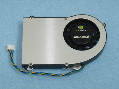 NVIDIA Quadro FX370 FX570 FX1700 8500GT Video Card Cooler Cooling Fan 53mm 4Pin