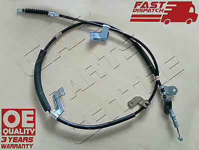 For Honda Civic 2.0 Type R Ep3 Rear Hand Brake Parking Cable Rh Right Hand Side