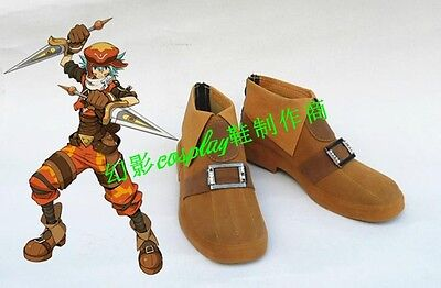 .hack//Link Kite  cosplay shoes  boots Custom-Made
