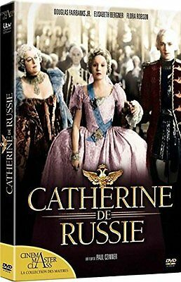 Dvd 	Catherine De Russie Edition Remasterisee  Neuf Direct Editeur
