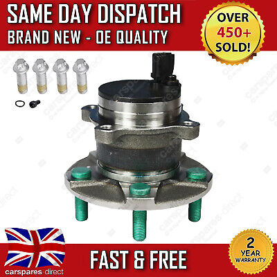 Ford Focus Mk2 C-Max 2.5St St2 St3 St225 Rear Wheel Bearing Hub + Abs 2004>2012