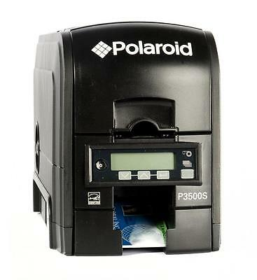 Polaroid P3500S Single Sided Photo ID Card Printer