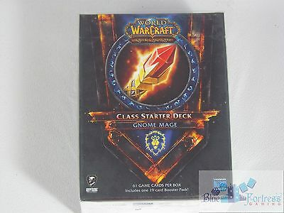 Class Starter Deck Learn To Play World Of Warcraft Alliance Gnome Mage