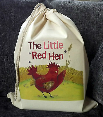 Little Red Hen Story Sack & Teaching Resources CD