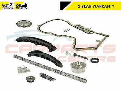 For Vw Tiguan 1.4 Fsi Tsi Timing Chain Kit Tensioner Gears Vvt Pulley Oe Quality