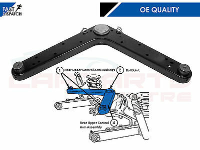 For Jeep Cherokee Liberty Kj 01-07 Rear Upper Control A Frame A-Frame Arm Bushes