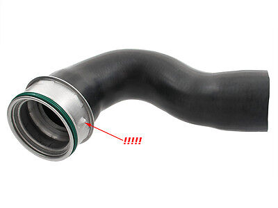 Audi A3 VW Bora Golf MK4 1,9TDi TURBO INTERCOOLER HOSE PIPE 1J0145838AF