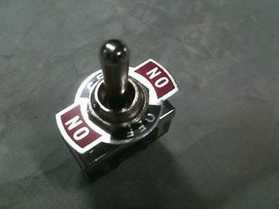 Toggle switch ON-OFF-ON double pole DPDT 25 Amp 12V 15 Amp 24V