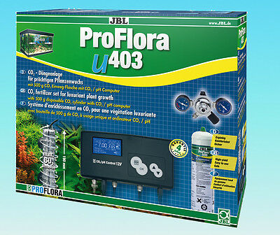JBL ProFlora u403 - Pro Flore u 403 CO2 Fertilisation 500 g • EUR 366,94