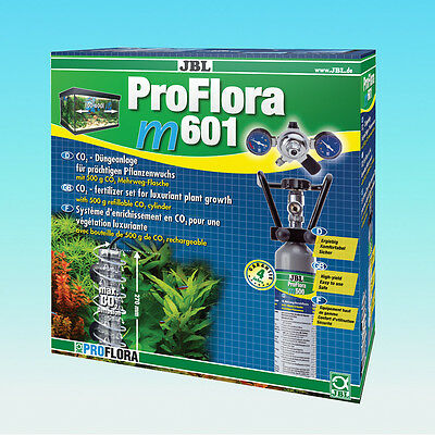 JBL ProFlora m601 - CO2 Fertilisation Set Kompletset Plante