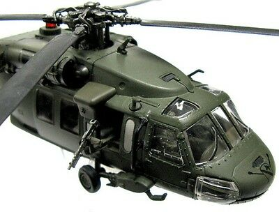Forces of Valor U.S. UH-60 Black Hawk 1:72 Scale Diecast Model Helicopter 85006