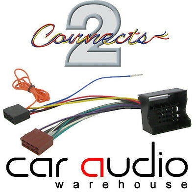CONNECTS2 CT20CT02 CITROEN C2 04> Car Stereo Radio ISO Harness ...