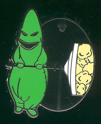 2012 Hidden Mickey Popcorn Turners Oogie Boogie Completer PWP Disney Pin 95333