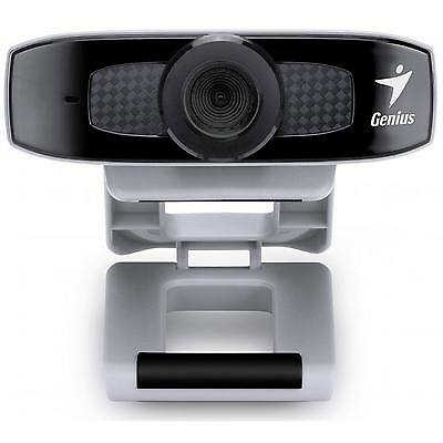 Genius Facecam 320 High Quality Webcam Plug And Play With Mic /same Day Dispatch