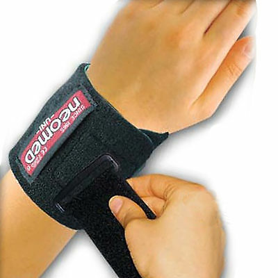Hiprene Elastic Sport Wrist Brace Support Guard Bike Sports Band Hiking Bowling