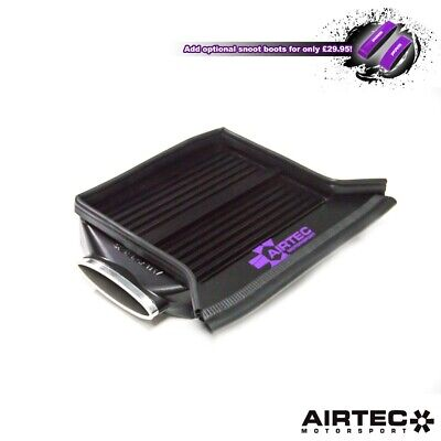 AIRTEC BMW Mini Cooper-S R53 01-06 Top Mount Upgraded Intercooler