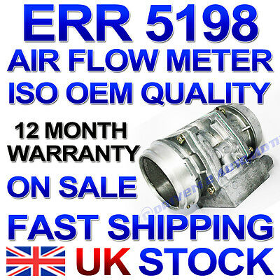 New Air Flow Mass Meter Sensor MAF Land Rover Discovery 1993-1998 3.9 V8 ERR5198