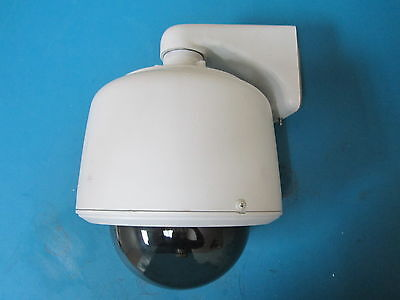 Pelco Security Camera with Enclosure and Mounting Arm Model CC1300H-2