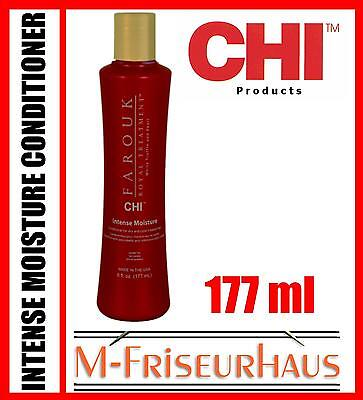 (€10,51/100ml) CHI Farouk Royal Intense Moisture Conditioner 177ml aus USA