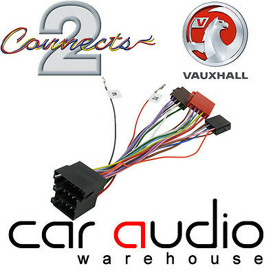 Super Ct20Vx02 Vauxhall Opel Astra G Vectra B Corsa C Iso Wiring Harness Wiring 101 Akebretraxxcnl